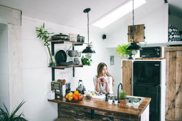 Come arredare una cucina in stile industrial?
