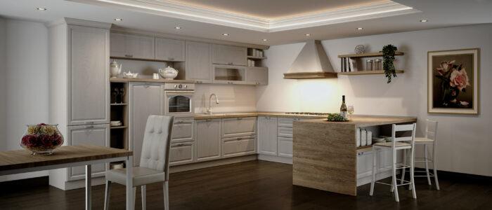 Open space o cucina separata? La soluzione d'arredo più adatta a te