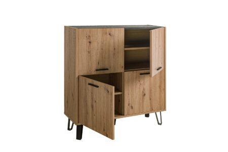 madia-legno-rustica