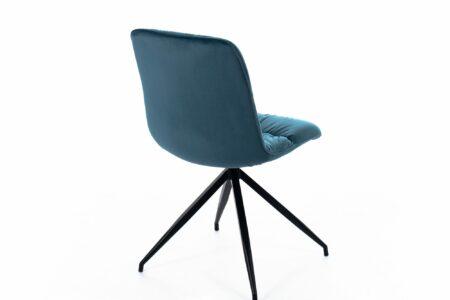 sedia-tessuto-verde