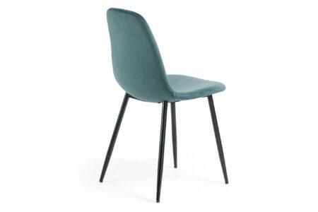 sedia-velluto-turchese