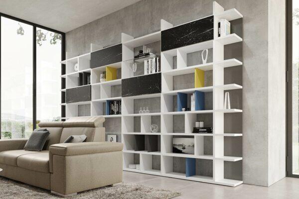 Librerie a parete per la tua casa: uno sguardo alle varie tipologie
