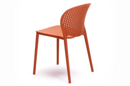 sedia-polipropilene-arancione